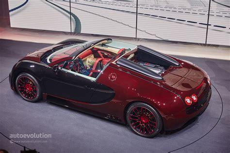 Interestingly the chassis#450 was already sold before it was made public. Veyron La Finale is Bugatti's Last Mohican in Geneva - autoevolution