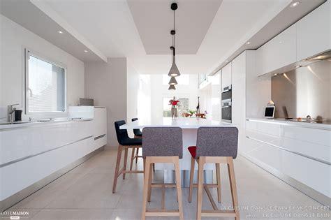 design cuisine aménagement d 39 une maison moderne et design cuisine
