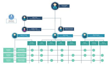 org chart software  create organization charts  creately
