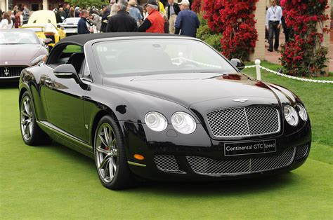 Bentley Continental Gtc by 2011 Bentley Continental Gtc Speed 80 11 Edition