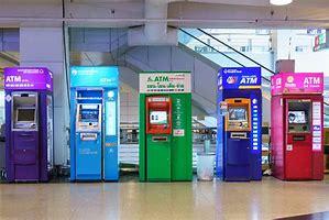 ATM に対する画像結果