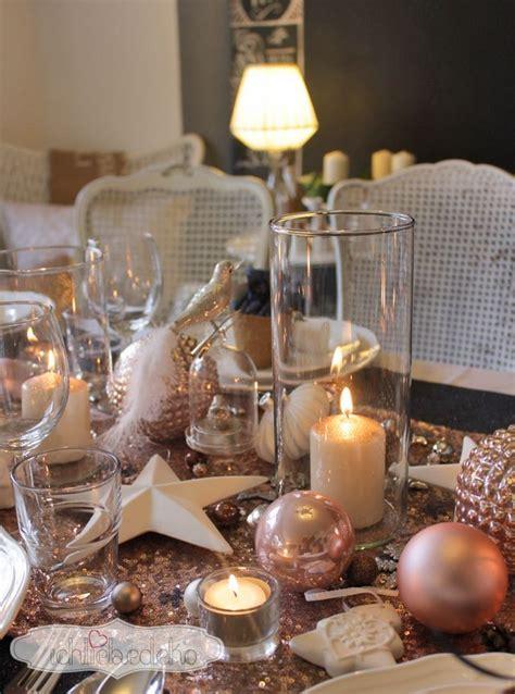 weihnachtstischdekoration ich liebe deko