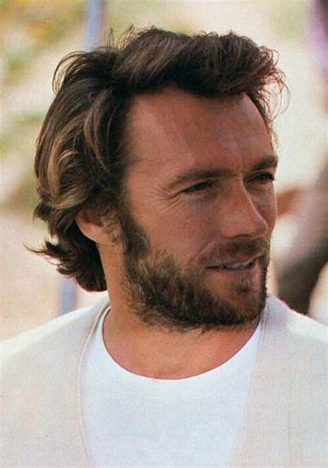 Clint Eastwood Circa Beards