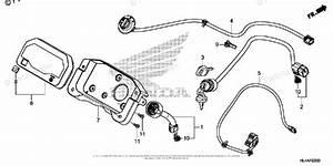 Honda Side By Side 2017 Oem Parts Diagram For Meter
