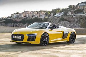 2017 Audi R8 Spyder Review - AutoGuide.com News