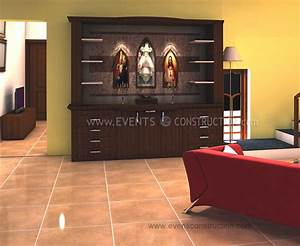 Roopakoode at Prayer Hall - living room interiors pdf