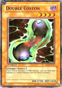 double coston structure deck zombie madness yugioh