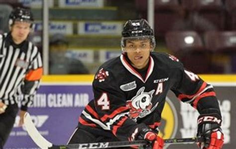 Kings pick Akil Thomas in second round of NHL Draft ...