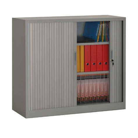 meuble bureau porte coulissante armoire bureau porte coulissante mobilier bureau negostock