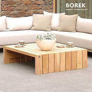 Loungemöbel Holz Outdoor : outdoor loungem bel set lincoln von borek ~ Watch28wear.com Haus und Dekorationen