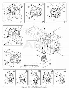 Mtd 13af698g131  2003  Parts Diagram For Engine Accessories