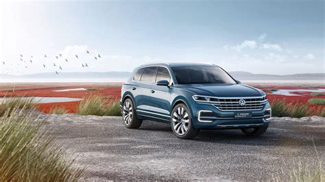 2018 Volkswagen T Prime Concept Gte Wallpaper Hd Car