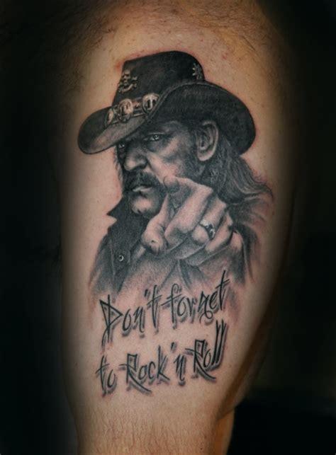 pauls tattoos lemmy kilmister tattoos von tattoo