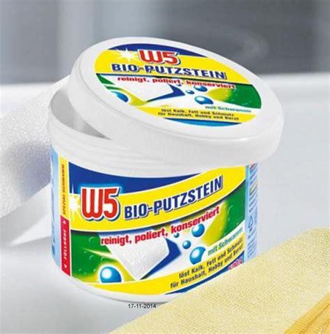 W5 Bio Putzstein by W5 Bio Putzstein Lidl