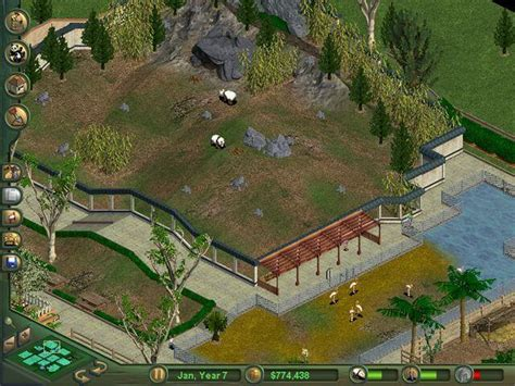 zoo tycoon windows animals pc sceneries screenshots games game 2001 simulation mobygames happier naturally surrounded feel landscape too they myabandonware