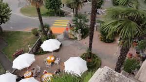 Garten Von Oben : ein teil des garten von oben albergo hotel tesserete tesserete holidaycheck kanton tessin ~ Orissabook.com Haus und Dekorationen