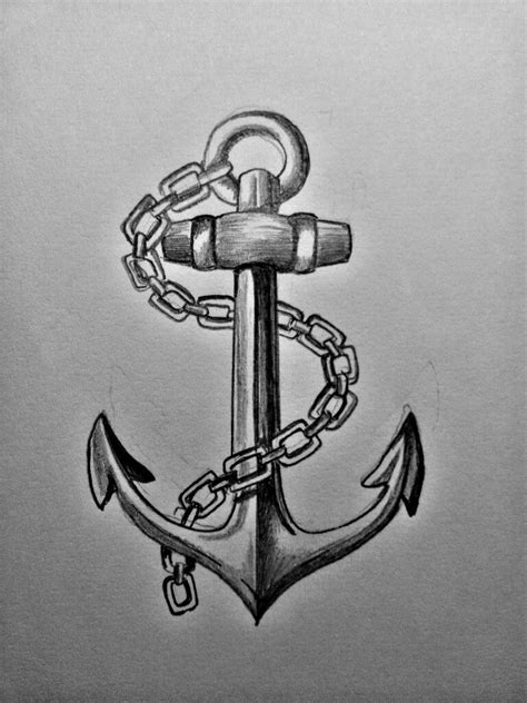 A tattoo for a friend #anchor | Anchor tattoo men, Anchor tattoo design, Navy anchor tattoos