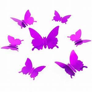 3d Schmetterlinge Wand : 3d schmetterlinge blumen 12er set dekoration wandtattoo wandsticker wanddeko ebay ~ Whattoseeinmadrid.com Haus und Dekorationen