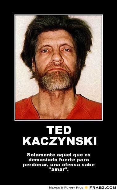 Ted Memes - ted kaczynski meme generator posterizer