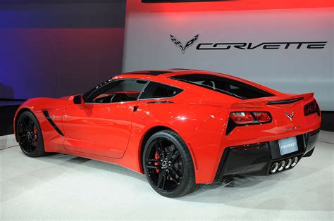2014 Chevrolet Corvette Stingray Detroit 2013 Photo