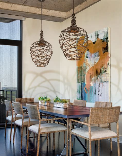 Cool Dining Room Design For Stylish Entertaining by Dining Table Lighting High Ceiling