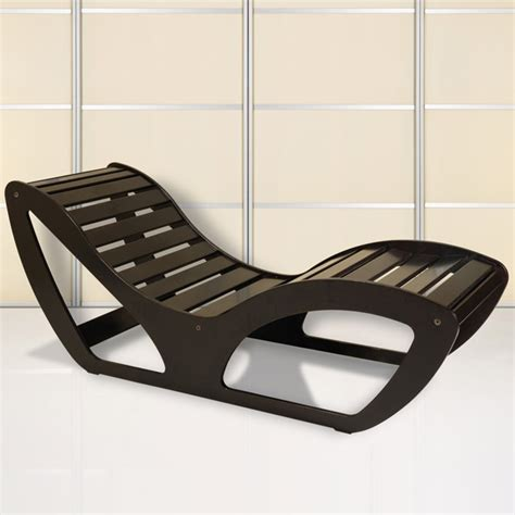 Chaise Wenge by Lemi Chaise Longue Weng 233