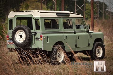 impressive build v8 swapped 1967 land rover 109 series 2a bring a trailer