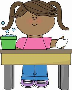Classroom Table Washer Clip Art - Classroom Table Washer ...