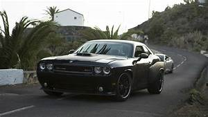 Black Dodge Challenger SRT8 from Fast & Furious 6 ...