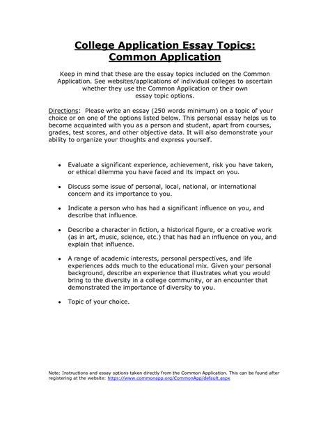 11304 college essay exles common app college common application essay top writing website