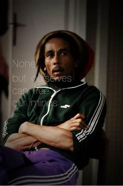 Iphone Marley Bob Reggae Quotes Legendary Computer