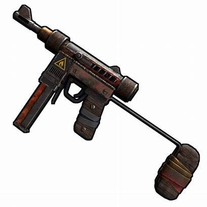 Smg Rust Firestarter Icon Wikia