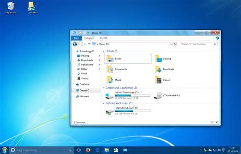 windows 7 design ã ndern windows 10 theme und optik aus windows 7 nutzen so geht s giga
