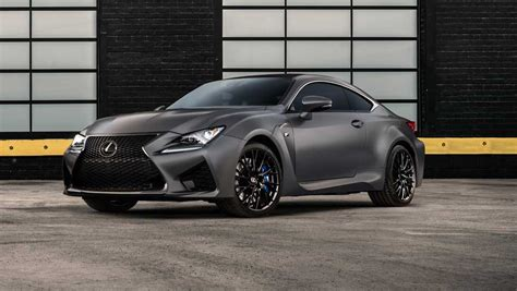 Lexus Unveils 2019 Gs F And Rc F 10th Anniversary Editions