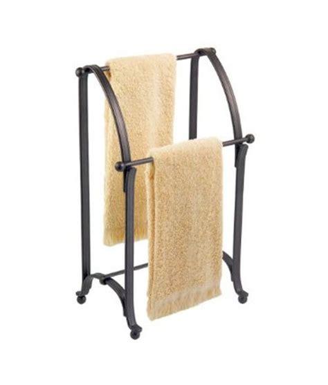 Bathroom Floor Towel by Bathroom Floor Towel Racks Whereibuyit