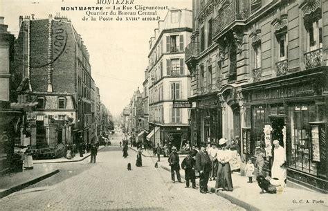bureau de change rue montmartre rue de clignancourt xviiie arr cartes