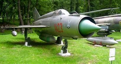 Mig 21r Mikoyan Soviet Polish Polonais Wikimedia