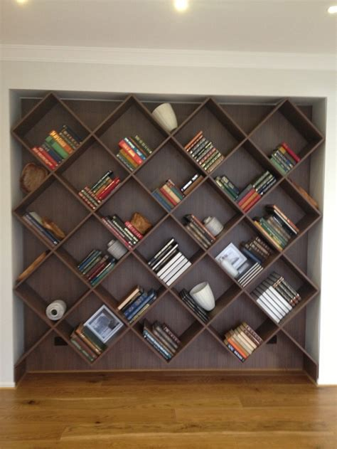 Funky Bookcase  Home Pinterest