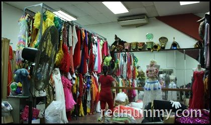 Costume Closet Jakarta by The Make Of The Pencinta Merah Lover