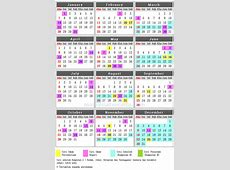Kalendar 2018 2019 2018 Calendar Printable with holidays
