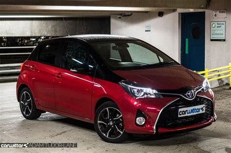 Review Toyota Yaris by Toyota Yaris Hybrid Review Worth The Money Carwitter