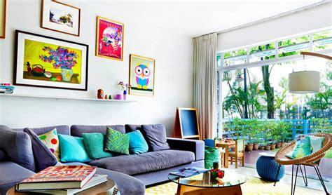 5 colourful home decoration ideas