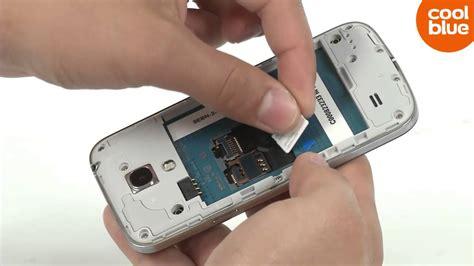 simkaart iphone verwisselen