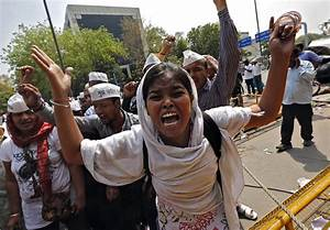 Massive Anti-Police Protests Erupt In India After Rape Of ...