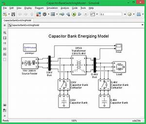 Oscillatory Transient Caused By Capacitor Banking