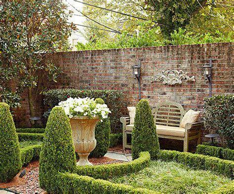 garden brick wall design ideas brick wall garden designs decorating ideas design trends premium psd vector downloads