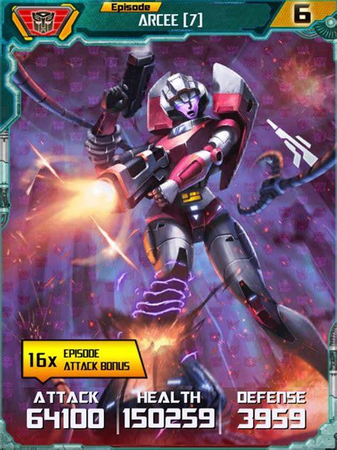 arcee  transformers legends wiki fandom