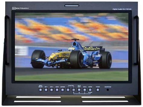 Galleon - CoolTouch Monitors XP-1701HD : SD/HD-SDI ...