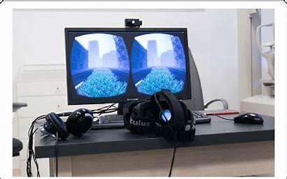 Oculus Rift Setup Dk2 Screen Inside Head