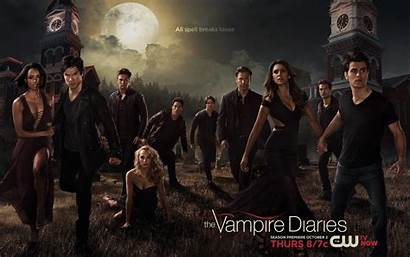 Diaries Vampire Wallpapers Season Lockscreen